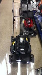 Yardworks Front Wheel Drive Self Propelled Lawnmower
