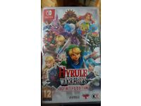 Hyrule Warriors, Definitive Edition for Nintendo Switch
