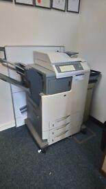 Professional Office Printer - HP Colour LaserJet 4730 MFP plus toner URGENT