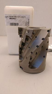 Walter Valenite Xtra-tec F4238.ub31.076.z05.71 3 Boar 90 Degree Lead Face Mill