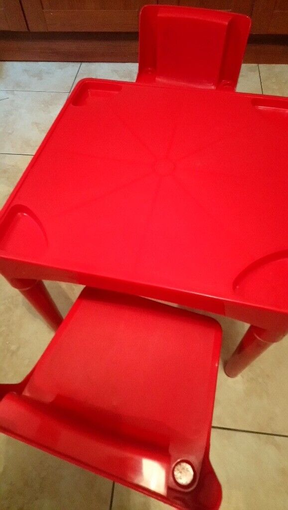 e6a3e7e3c4f Kids table and chair set for toddlers. New Town