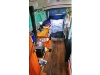 Liveaboard Boat London