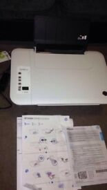 HP DESKJET 2540 All-In-One series