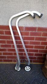 Macallister Roof Ridge Hooks - Roof Ladder Conversion