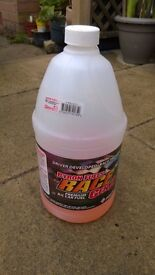 Byron Race 2500 Gen 2 25% Nitro RC Fuel 2.5 Litres (approx please see pictures) Collection Only !