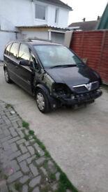 Vauxhall Meriva enjoy 1.4 parts
