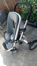 Quinny Buzz travel system car seat and pushchair excellent condition all accessories included