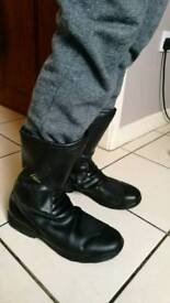 Gericke boots size 46
