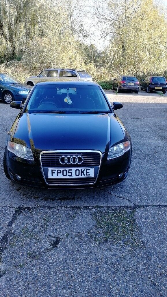 Audi A4 2005 20 Petrol And Lpg In Halstead Essex Gumtree