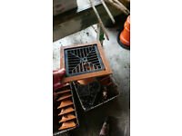 Pipe grids