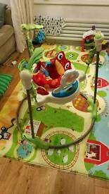Jumperoo in perfect condition