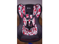 Car seat up to 18kg. Baby weavers. Great condition.
