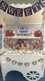 Candy cart for hire-london area