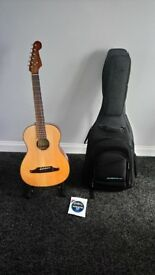 New unused guitar,stand,case and strings