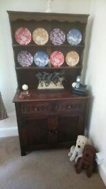 Antique Jacobean style Welsh Dresser