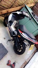 Piaggio NRG 50cc Repair