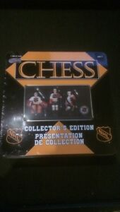 Limited edition NHL chess