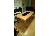 Kitchen Table Lovely looking table everything there for it priced for quick sale £25