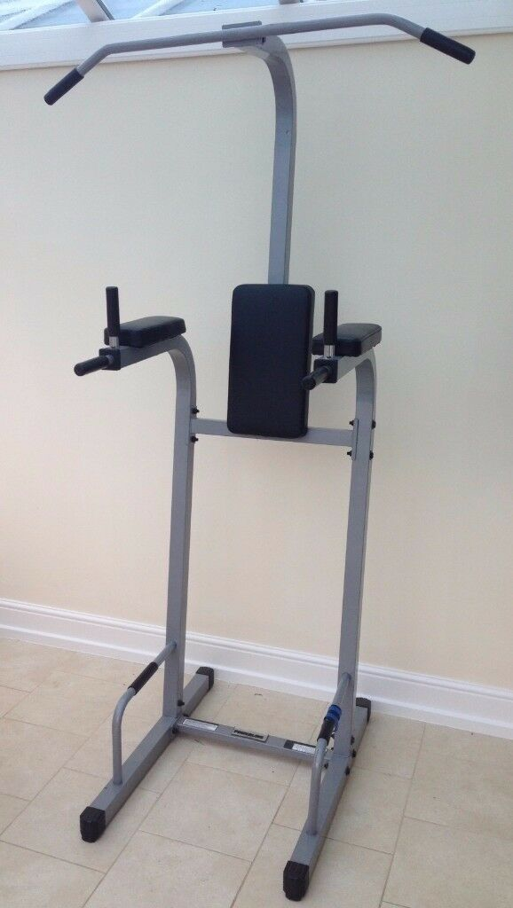 Powerline Pull up / chin up dip station | in Romsey, Hampshire | Gumtree
