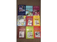 David Williams, Diary of a Wimpy Kid and one Tom Gates Collection