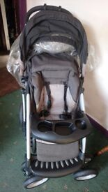 Pushchair from newborn