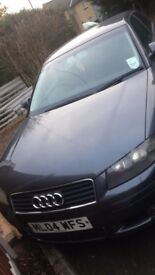 Audi A3, 2004, Requires new engine
