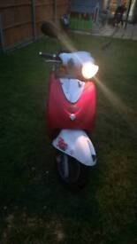Scooter 125cc / Sachs Bee 125