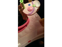 This Fisher-Price pink pony ride-on with soft mane, tail and fun sounds and music! ONLY £15
