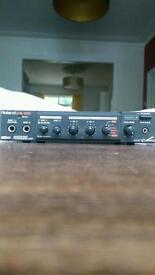 Roland UA-100 audio & midi processor