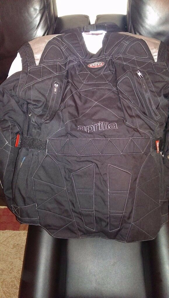 Aprilia bike jacket only used for 6 months