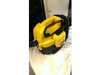 Dewalt Cordless Vacuum BATT OR MAINS wet / dry / or blower with £70 extras hence £100