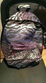 Stylish S/M Size Backpack