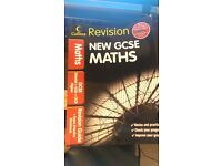 Collins New GCSE Maths Revision Guide, Exam Papers & Workbook (AQA/EDEXCEL/OCR)