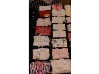 baby girl masive bundle newborn 0-3 , over 200 items