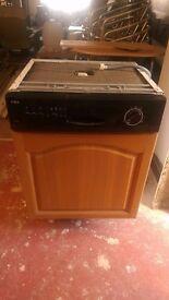 CDA CW493 BL Dishwasher