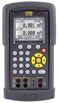 Martel Mc-1210 Dual Display Multifunction Calibrator