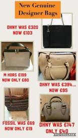 New GENUINE Designer Bags