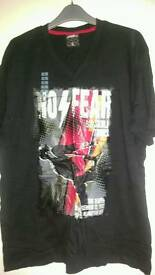 New no fear t shirt large