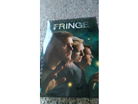 FRINGE Seasons 1-3 Still sealed