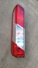 Ford Transit Tourneo MK8 2014 - On Rear Tail Light Lamp Left Passenger Side N/S