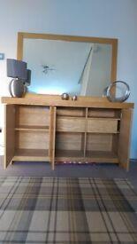 Arthur Llewellyn Jenkins Oak Sideboard