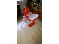 'My Child' Highchair - £20 ONO