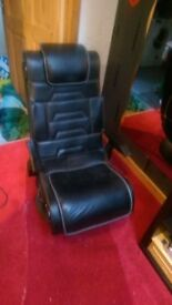 X-Rocker Elite gaming chair. Adult size