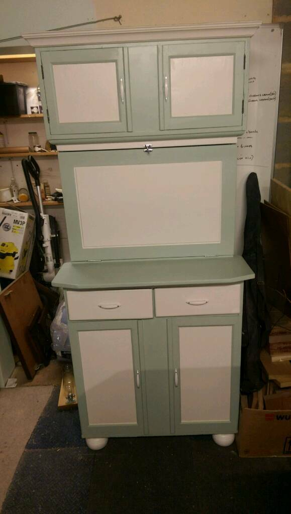 vintage kitchen cabinet in fareham hampshire gumtree