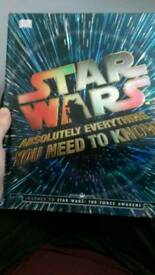 Two star wars books