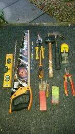 Various Hand-Tools