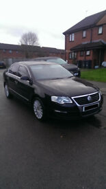 2009 58 VW PASSAT HIGHLINE CR DSG 140BHP FULLY LOADED 2.0 TDI BLACK LEATHER AUTO HIGHLINE ALLOYS ETC