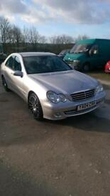 """Mercedes c220 cdi """"reduced quick sale needed"""""""