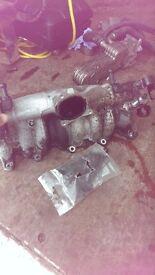 Intake manifold for VW passat 2.0l tdi(03g 129 713)