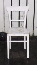 Single chair - ideal project